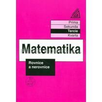Matematika - Rovnice a nerovnice
