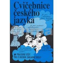 Cvičebnice českého jazyka pro 2. ročník ZŠ
