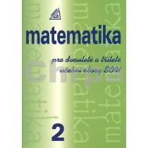 Matematika pro dvouleté a tříleté učební obory SOU 2.díl Calda