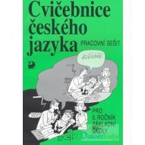 Cvičebnice českého jazyka pro 5. ročník ZŠ