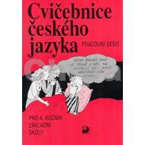Cvičebnice českého jazyka pro 4. ročník ZŠ