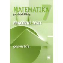 Matematika 7 pro základní školy - Geometrie - Pracovní sešit