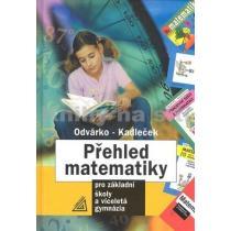 Přehled matematiky pro základní školy a víceletá gymnázia
