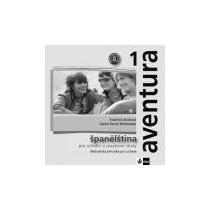 Aventura 1 - Španělština pro SŠ a JŠ - Metodická příručka