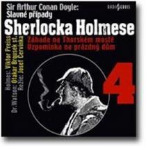 Slavné případy Sherlocka Holmese 4