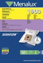 Menalux DCT 120 Duraflow 1900