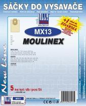 Jolly MX 13 5 1ks do vysavače MOULINEX