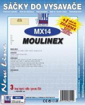 Jolly MX 14 3 1ks do vysavače MOULINEX