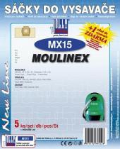 Jolly MX 15 5 1ks do vysavače MOULINEX