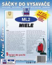 Jolly ML 2 5 1ks do vysavače MIELE