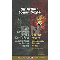 Arthur Conan Doyle: Ďáblovo kopyto, The Adventure Devlis Foot and other Cases of Sherlock Holmes