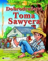 Mark Twain: Dobrodružství Toma Sawyera a Huckleberryho Finna MC