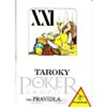 Piatnik Pravidla hry taroky