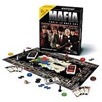 Bonaparte Mafia-společenská hra