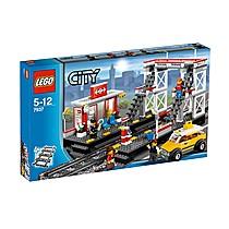 LEGO City Nádraží, 7937