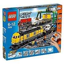 LEGO City Nákladní vlak, 7939