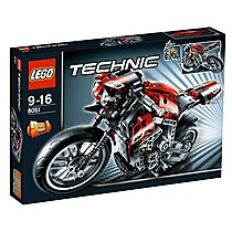 LEGO Technic Motorka, 8051