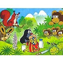 Dino Puzzle 99 - Krtek s koláčem