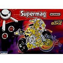 Supermag - MOTORKA 185 dílků