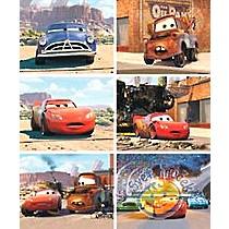 Dino Dětské dřevěné kostky: WD CARS