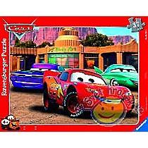 Ravensburger Puzzle 37 deskové - WD Cars