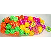 First BIKE Plastové míčky 100 kusů