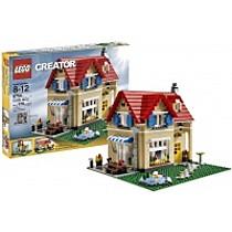 LEGO Creator - Rodinný dům 6754
