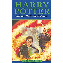 Joanne K. Rowlingová: Harry Potter and the Half-Blood prince