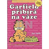 Garfield přibírá na váze - Jim Davis
