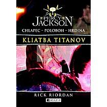 Rick Riordan: Percy Jackson Kliatba Titanov