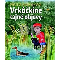 Paula Sabolová; Alena Wagnerová: Vrkôčkine tajné objavy