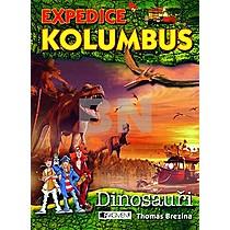 Expedice Kolumbus Dinosauři - Thomas Brezina