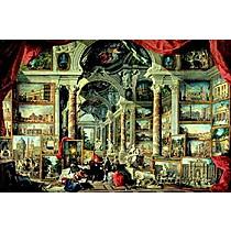 Řím - pohled na umění
