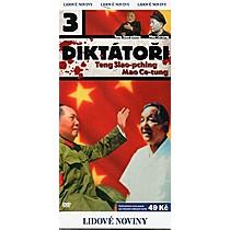 Diktátoři 3 Teng Siao pching / Mao Ce tung
