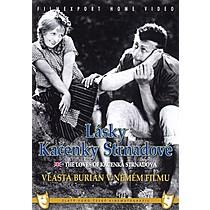 Lásky Kačenky Strnadové němý film