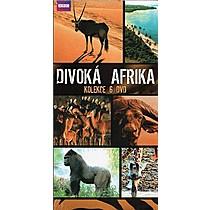Divoká Afrika kolekce BBC 6xDVD