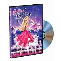 Barbie a Kouzelný módní salón DVD