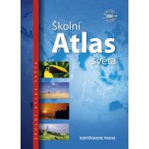 Školní atlas světa - Kartografie