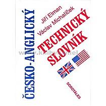 Jiří Václav Elman Michalíček Česko anglický technický slovník