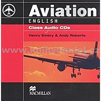 Henry Andy Emery Roberts Aviation English Class Audio 2 CD
