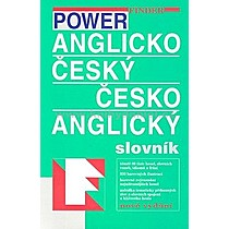 Power Anglicko český Česko anglická slovník