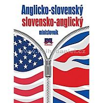 Roman Mikuláš Anglicko slovenský slovensko anglický minislovník