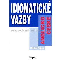 Kryštof Bajger Anglicko české idiomatické vazby