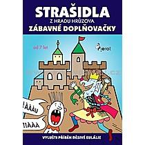 Iva Nováková Strašidla z hradu Hrůzova
