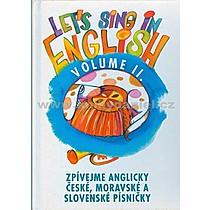 Zpívejme anglicky české a moravské písničky II