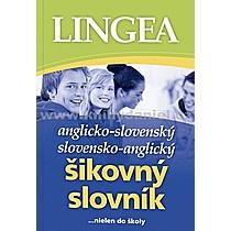 Anglicko slovenský slovensko anglický šikovný slovník