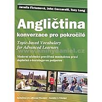 Jarmila Fictumová Angličtina konverzace pro pokročilé