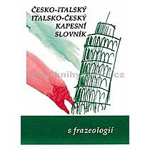 Zdeněk Papoušek Česko italský Italsko český kapesní slovník