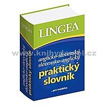 Anglicko slovenský slovensko anglický praktický slovník