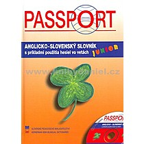 Passport junior + CD